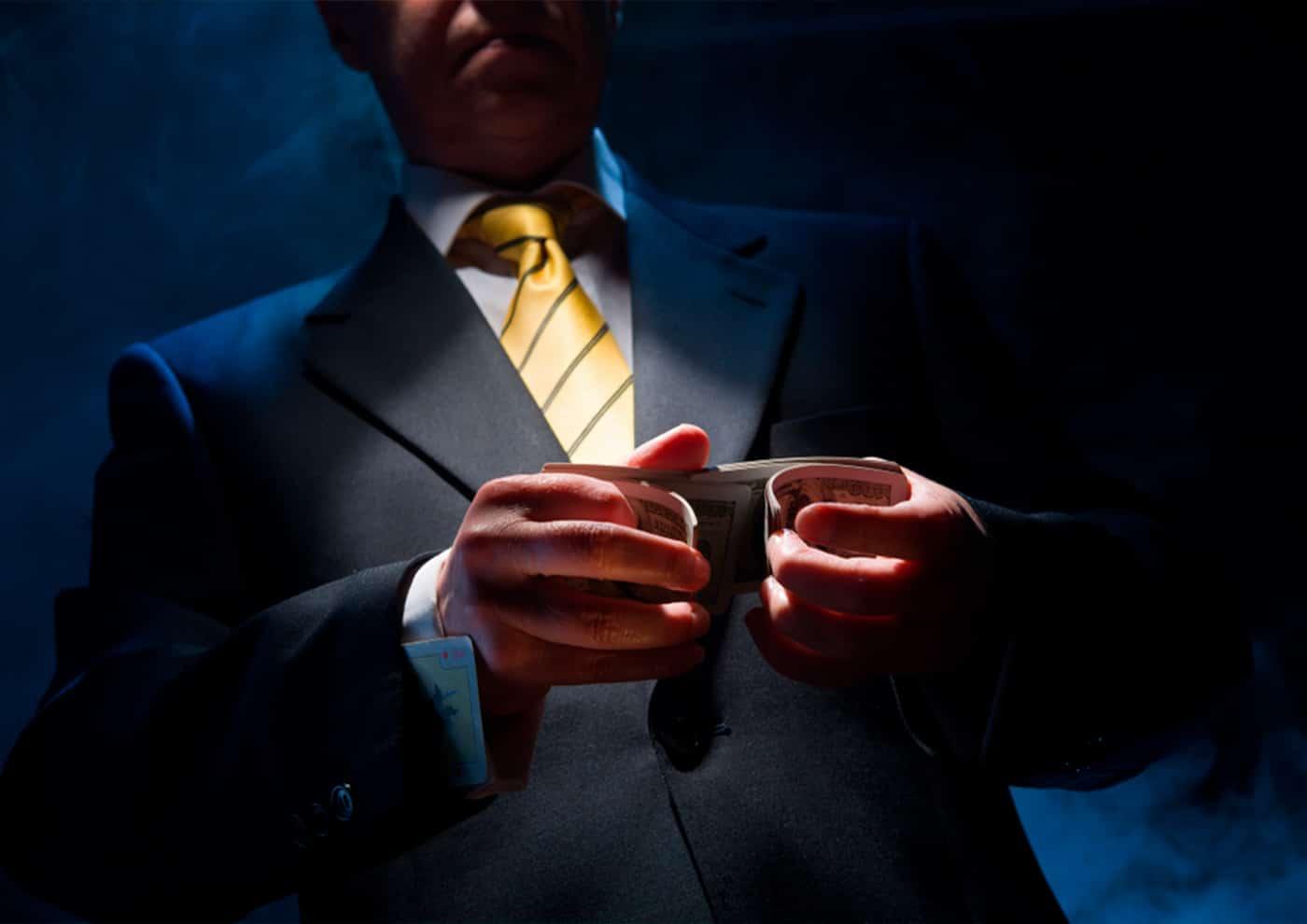 Corrupción en las empresas: un problema fuera de control
