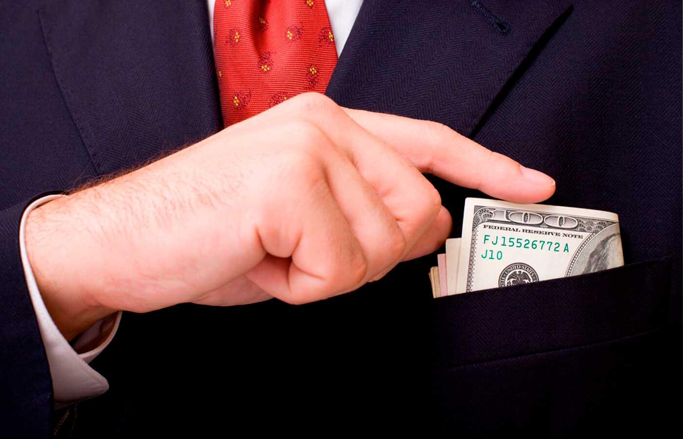 ¿Cómo medir la corrupción en el trabajo?