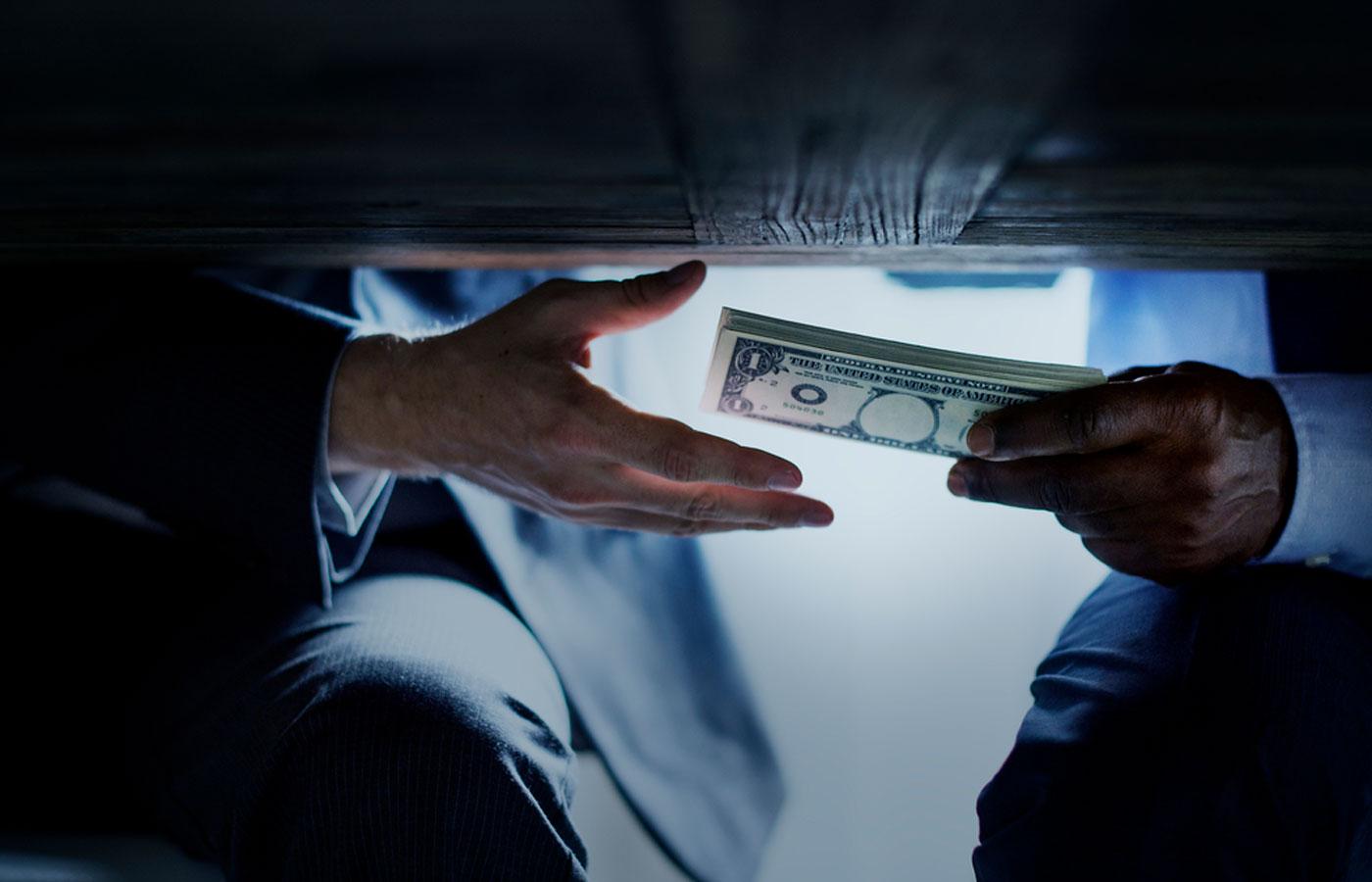 casos de corrupción laboral