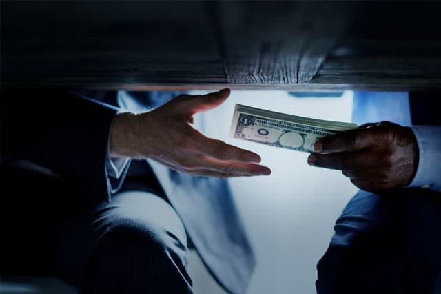 ¿Cómo identificar la corrupción en las empresas?