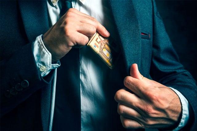 7 consecuencias de la corrupción en las empresas