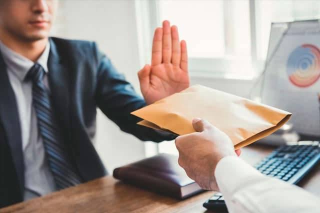 Prevenir la Corrupción en las empresas