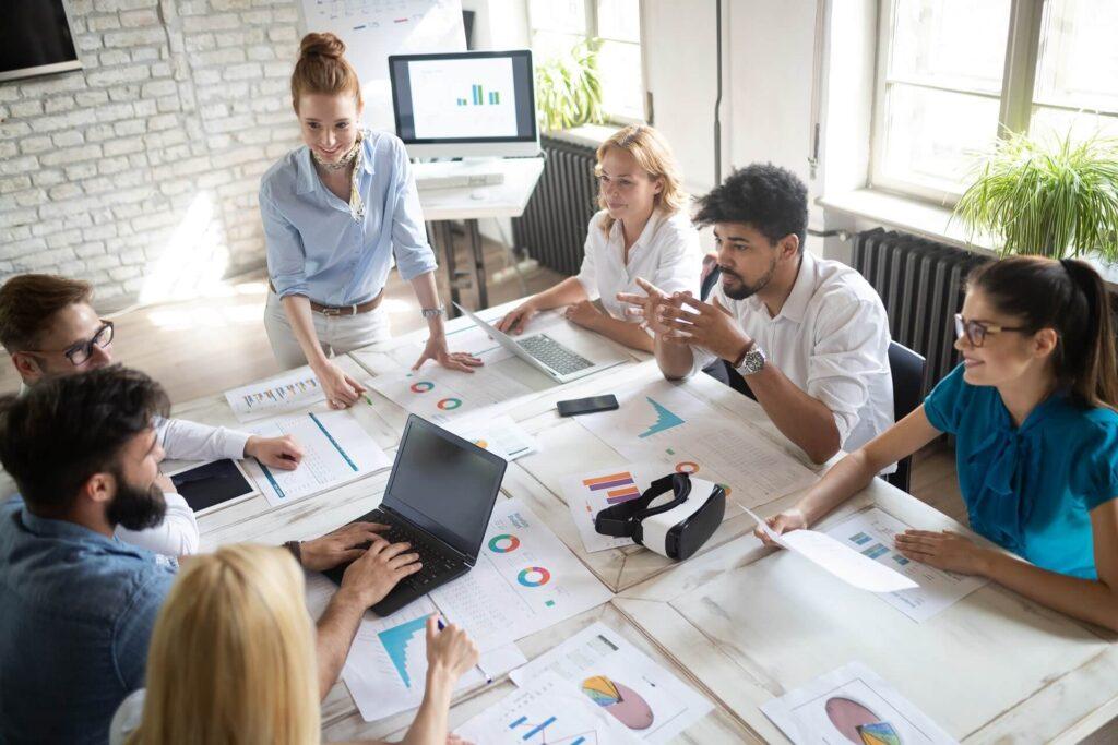 tipos de comunicación organizacional